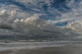 Nordsee , Sturmwolken