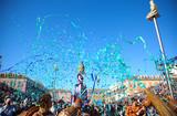 Fototapety carnaval de Nice