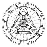 Esoteric symbols