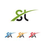 st innitial logo