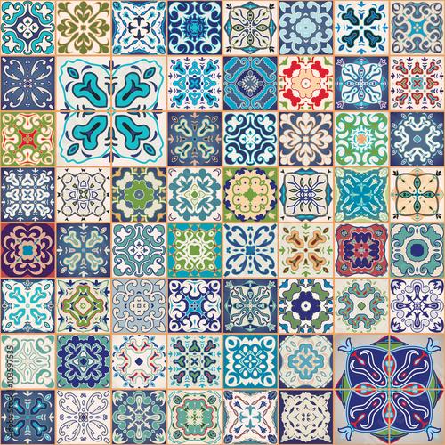 mega-przepiekny-wzor-bez-szwu-patchwork-z-kolorowe-marokanskie-portugalskie-kafelki-azulejo-ozdoby-moze-sluzyc-do-tapety-wzor-wypelnienia-tla-strony-internetowej-tekstury-powierzchni
