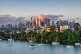 Looking across Cremorne from Mosman Bay to Sydney