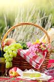 Wine cheese bread and fruits - Fine Art prints
