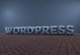 Wordpress, 3D Typography
