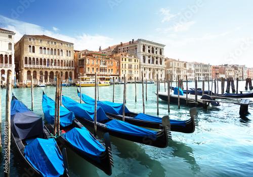 Grand Canal, Venice, Italy © Iakov Kalinin