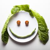 Sonrisa vegetariana