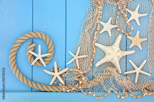 Starfish Abstract Beauty Plakat