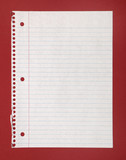 Single Blank Page