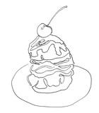 Sweet cake - 103906557