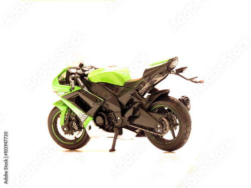 Poster Sports motorcycle 2