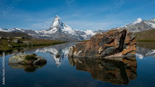Foto op Canvas Matterhorn