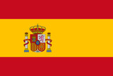 Vector of Spanish flag.
