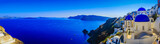 Santorini, Greece - Oia, panorama - 103976380