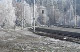 Railway in Tatras