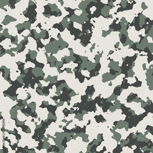 Fototapeta Military camouflage texture background