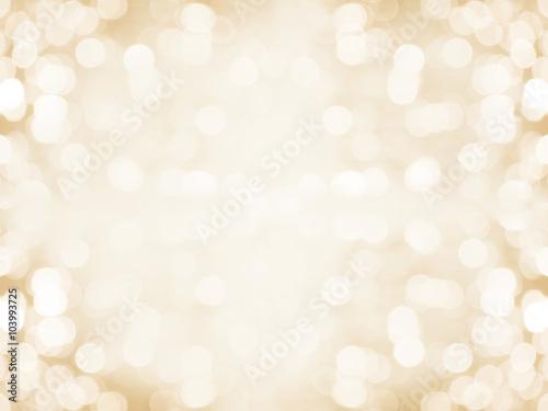 złota streszczenie blured tło