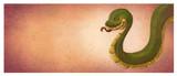 ilustracion serpiente