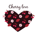 Cherries in love - 104070738