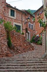 Fototapeta Majorka stare miasto