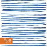 Watercolor blue strips in vector. - 104244934