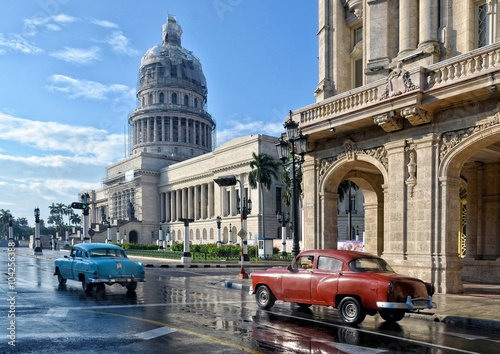 Cuba, Havana Poster