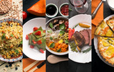 Cuisine of different...