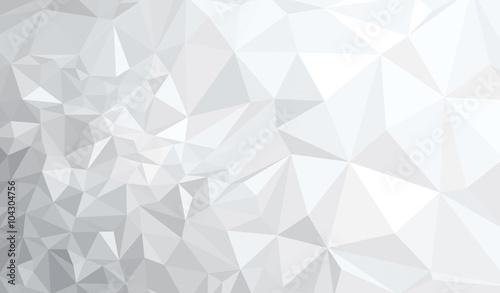 Streszczenie szary wektor, trójkąty tło.