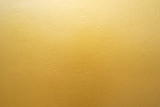 Gold concrete wall on background texture. - 104350994
