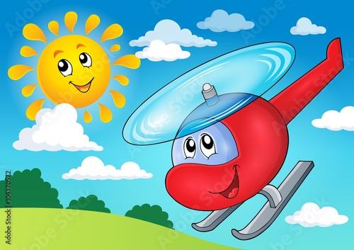 Die Sommerflüge mit Hubschrauber