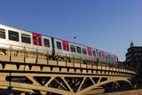 Train in Hamburg
