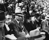 Group of people sitting together