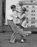 Fototapety SHALL WE DANCE