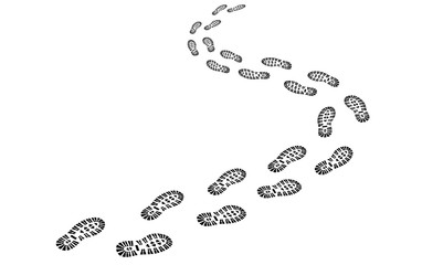Free Walking Shoe Clipart