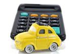 La voiture et la calculatrice