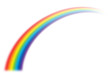 illustration of rainbow - 104560937