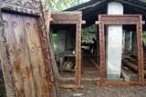 Tanzania,Zanzibar,falegnameria,porte in legno. - 104600316