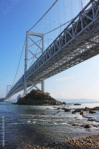 Poster Onaruto bridge