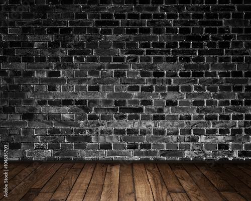 fototapeta na ścianę Weiße Ziegelmauer