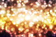 Colorful bokeh background for design work