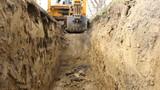Excavator POV