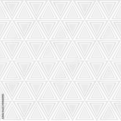 Geometric seamless pattern.  - 104660985