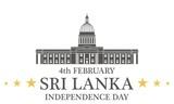 Independence Day. Sri Lanka