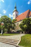 St. Martin's Cathedral, Bratislava, Slovakia - 104767527