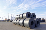 Steel coil - 104818363