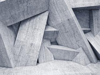 3d geometric wall © tiero