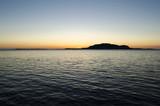 Sunset in Alesund, Norway