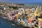 Procida Island in Italy.