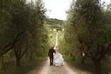 Matrimonio in Toscana.