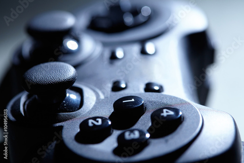 Poster playstation controller