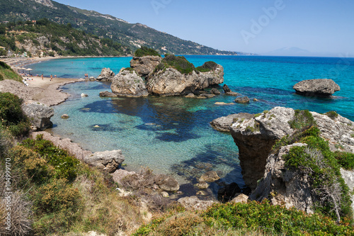 Foto op Plexiglas Cyprus beach (seascape)
